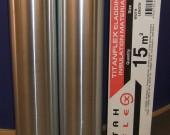 Титанфлекс – инновационный изолирующий покровный материал для защиты тепловой изоляции оборудования, трубопроводов и воздуховодов.