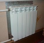 Пенофол как тепловой экран за раиатором отопления